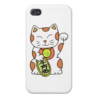 Maneki Neko iPhone 4 Case