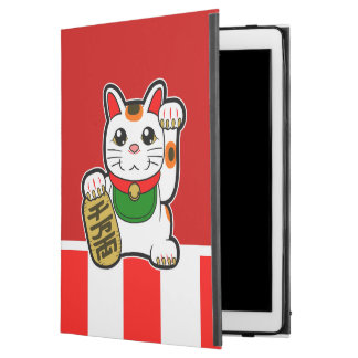 "Maneki Neko: Japanese Lucky Cat iPad Pro 12.9"" Case"
