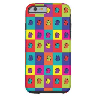 Maneki Neko Kitty Cat Pop Art Tough iPhone 6 Case