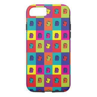 Maneki Neko Kitty Cat Pop Art iPhone 7 Case