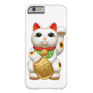 maneki-neko  lucky cat barely there iPhone 6 case