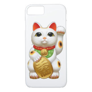 maneki-neko  lucky cat iPhone 8/7 case