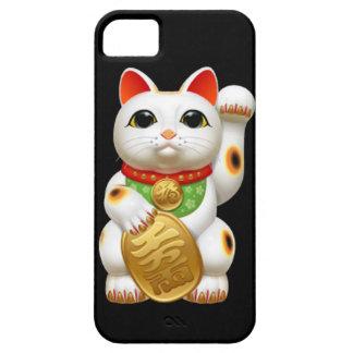 maneki-neko lucky cat japanese charm talisman welc case for the iPhone 5