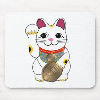 Maneki Neko Mousepad