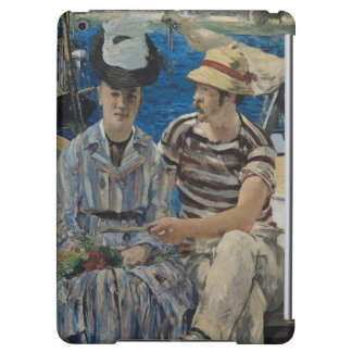 Manet   Argenteuil, 1874 Case For iPad Air
