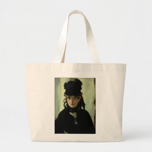 Manet Art Canvas Bag