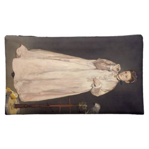 Manet Art Cosmetic Bags