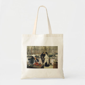 Manet Art Tote Bags