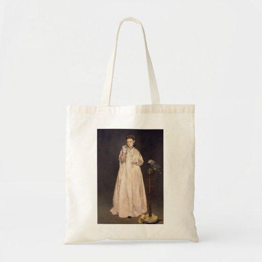 Manet Art Tote Bag