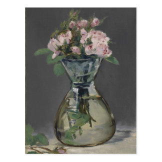 Manet Art Postcard