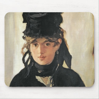Manet | Berthe Morisot with a Bouquet of Violets Mouse Pad