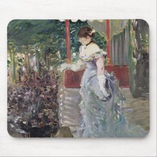 Manet | Cafe Concert, 1879 Mouse Pad