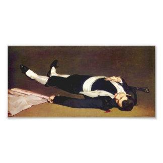 Manet Dead Matador Print Photographic Print
