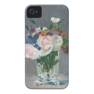 Manet | Flowers in a Crystal Vase, c.1882 Case-Mate iPhone 4 Cases