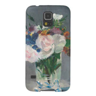 Manet   Flowers in a Crystal Vase, c.1882 Galaxy S5 Cover