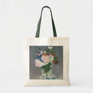 Manet | Flowers in a Crystal Vase, c.1882 Tote Bag
