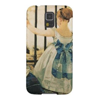 Manet | Gare St. Lazare, 1872-3 Galaxy S5 Case