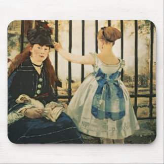 Manet | Gare St. Lazare, 1872-3 Mouse Pad
