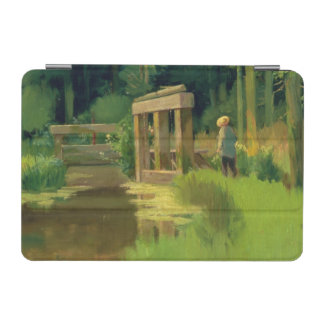 Manet   In a Park iPad Mini Cover