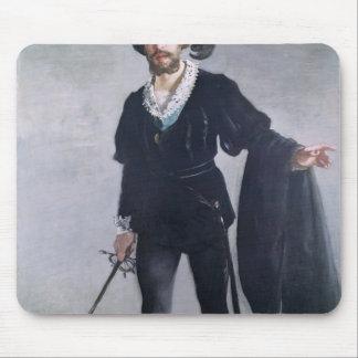 Manet | Jean Baptiste Faure  as Hamlet, 1877 Mouse Mat