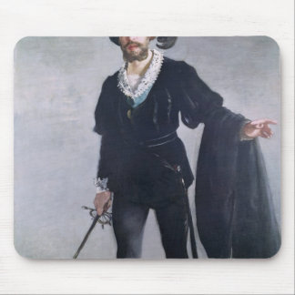 Manet | Jean Baptiste Faure  as Hamlet, 1877 Mouse Pad