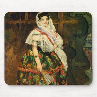 Manet | Lola de Valence, 1862 Mouse Pad