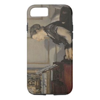 Manet | Madame Manet at the Piano, 1868 iPhone 8/7 Case