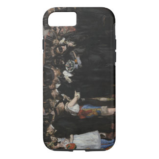 Manet | Masked Ball at the Opera, 1873 iPhone 8/7 Case
