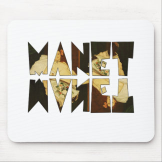 Manet Mouse Pads