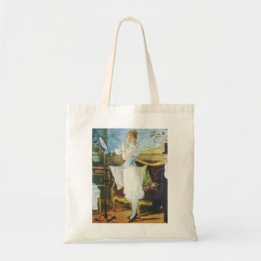 Manet Nana Tote Bag