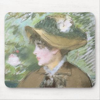 Manet | On the Bench, 1879 Mouse Pad