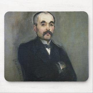 Manet | Portrait of Georges Clemenceau, 1879 Mouse Pad