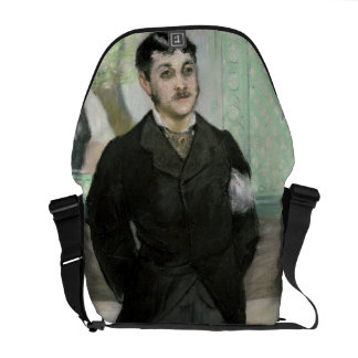 Manet | Portrait of M. Gauthier-Lathuille Commuter Bag