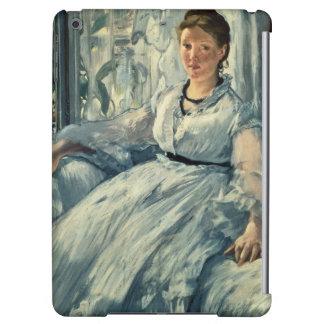 Manet | Reading, 1865