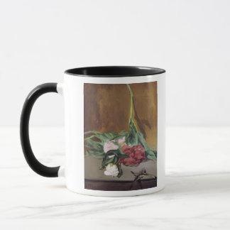 Manet | Stem of Peonies and Secateurs, c.1864 Mug