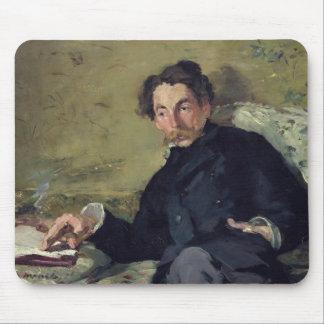 Manet | Stephane Mallarme  1876 Mouse Pad