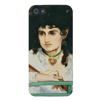 Manet | The Balcony, detail, 1868-9 iPhone 5 Cases