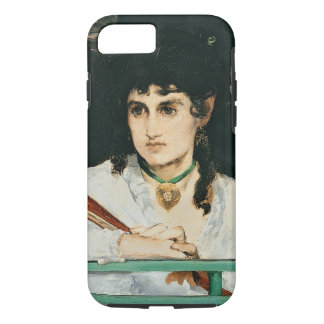 Manet | The Balcony, detail, 1868-9 iPhone 8/7 Case