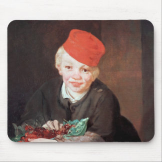 Manet | The Boy with the Cherries, 1859 Mouse Pad