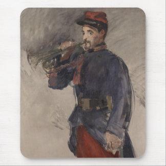 Manet: The Bugler Mouse Mat