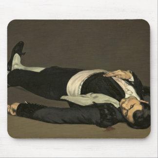 Manet | The Dead Toreador, c.1864 Mouse Mat