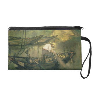 Manet | The Fisherman, c.1861 Wristlet Purses
