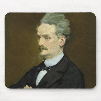 Manet | The Journalist Henri Rochefort , 1881 Mouse Mat