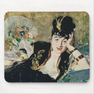 Manet | The Lady with Fans Mouse Mat