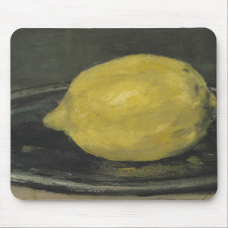 Manet | The Lemon, 1880 Mouse Pad