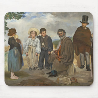 Manet | The Old Musician, 1862 Mouse Mat