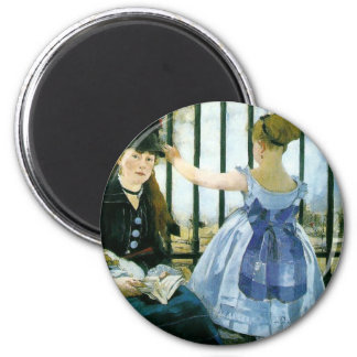 Manet: The Railroad Magnet
