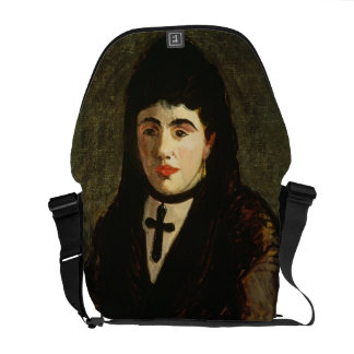 Manet | The Spaniard Courier Bags