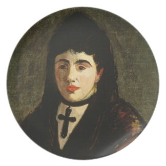 Manet | The Spaniard Party Plate