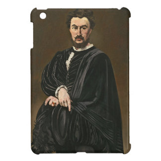 Manet | The Tragedian Actor (Rouviere as Hamlet) Cover For The iPad Mini
